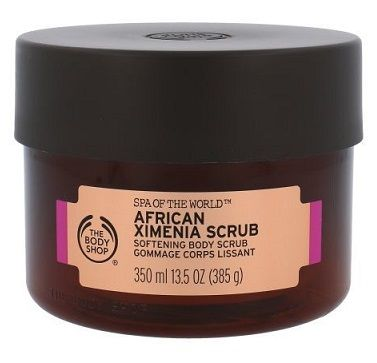 The Body Shop Spa Of The World African Ximenia Scrub