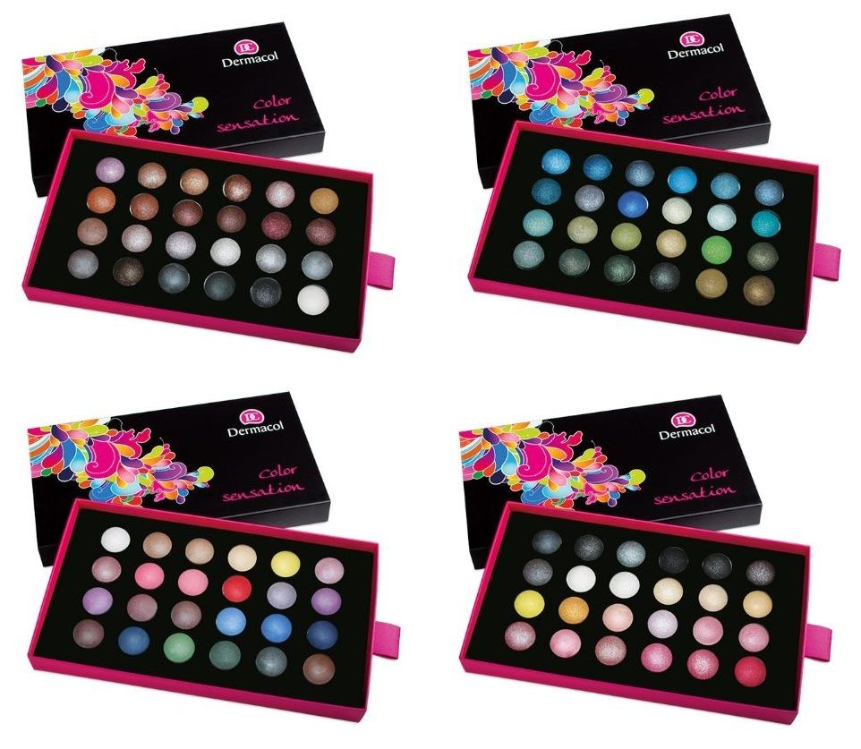 Dermacol Palette Color Sensation