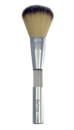 Sefiros Silver Powder Brush Large