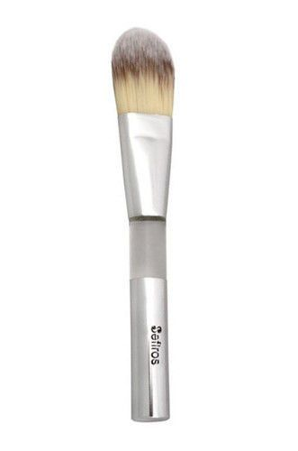 Sefiros Silver Foundation Brush Flat