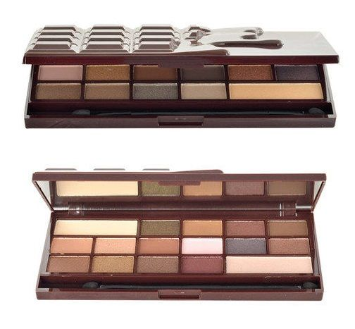 Makeup Revolution London Chocolate Palette