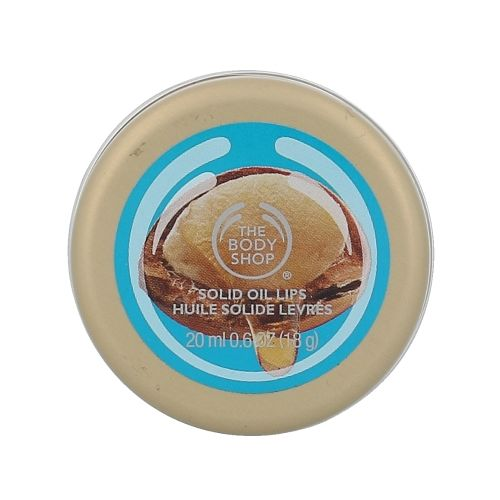The Body Shop Wild Argan Oil Solid Oil Lips