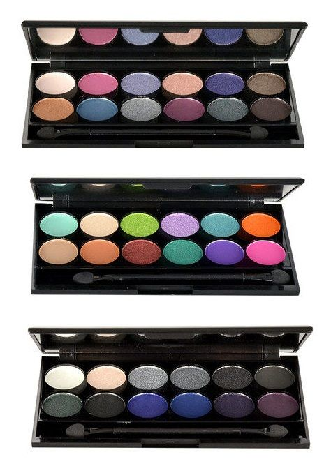 Sleek MakeUP I-Divine Eyeshadow Palette