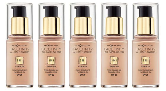 Max Factor Face Finity 3in1 All Day Flawless