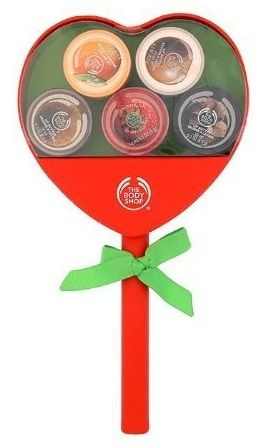 The Body Shop Lip Butter Lollipop