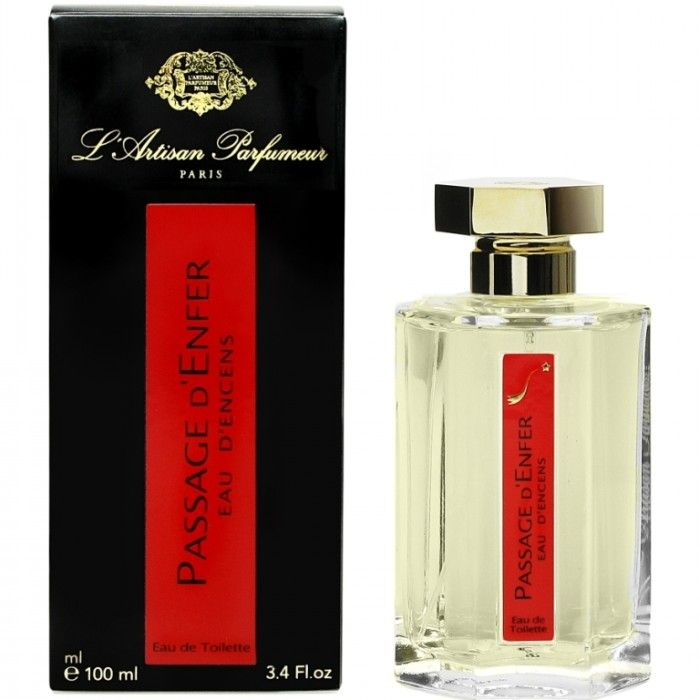 Passage d'enfer perfumy