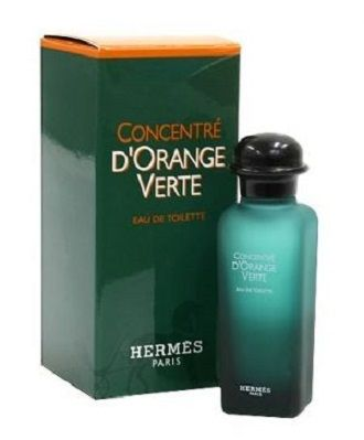 Hermes Concentré D´Orange Verte